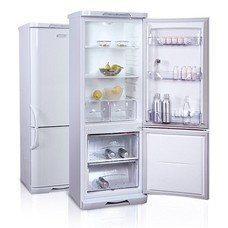 Холодильник Бирюса 134 белый (двухкамерный)