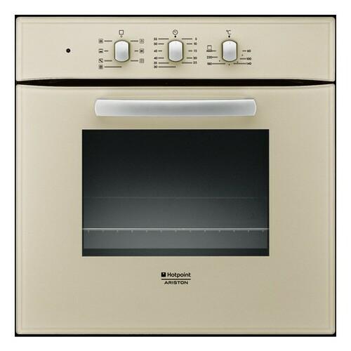 Духовой шкаф Электрический Hotpoint-Ariston 7OFD 610 (CH) золотистый