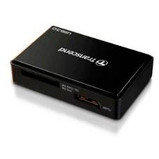 Устройство чтения карт памяти USB3.0 Transcend TS-RDF8K черный