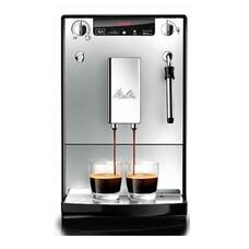 Кофемашина Melitta Caffeo Solo & Milk 1400Вт черный/серебристый