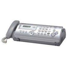 Факс PANASONIC KX-FP207RU, на основе термопереноса, серый