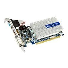 Видеокарта GIGABYTE nVidia  GeForce 210 ,  GV-N210SL-1GI,  1Гб, DDR3, Low Profile,  Ret