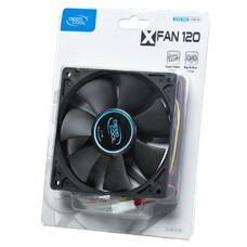 Вентилятор DEEPCOOL XFAN 120, 120мм, Ret