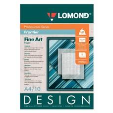 Бумага Lomond 0927041 A4/200г/м2/10л./белый гребенка для струйной печати