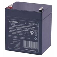 Батарея для ИБП IPPON IP12-5 12В, 5Ач