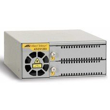 Трансивер Allied Telesis AT-CV1203-20 chassis 2slot including 1ext AC