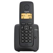 Радиотелефон GIGASET A120, черный