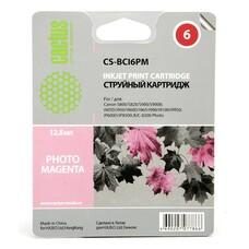 Картридж CACTUS CS-BCI6PM светло-пурпурный
