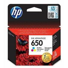 Картридж HP 650 многоцветный [cz102ae]