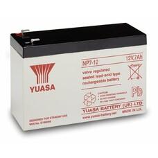 Батарея для ИБП YUASA NP7-12 12В, 7Ач