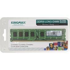 Модуль памяти KINGMAX DDR3 - 2Гб 1600, DIMM, Ret
