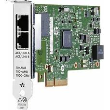Адаптер HPE Ethernet 1Gb 2P 361T (652497-B21)