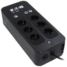 Источник бесперебойного питания Eaton 3S 3S550DIN 330Вт 550ВА черный