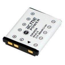Аккумулятор ACMEPOWER AP-EN-EL10, Li-Ion, 3.7В, 600мAч, для компактных камер