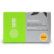 Картридж CACTUS CS-PH3010 черный
