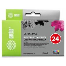 Картридж CACTUS CS-BCI24CL многоцветный