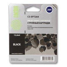 Картридж CACTUS CS-EPT264 черный