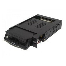 Mobile rack (салазки) для HDD AGESTAR MR3-SATA (k)-F, черный [SR3P(K)-1F BLACK]