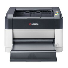 Принтер лазерный KYOCERA FS-1040 лазерный, цвет: белый [1102m23ru0 / 1102m23ru1]