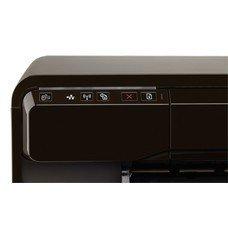 Принтер струйный HP OfficeJet 7110 WF, струйный, цвет: черный [cr768a]