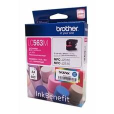 Картридж BROTHER LC563M пурпурный