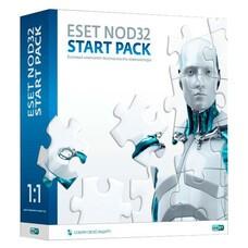Базовая лицензия Eset NOD32 START PACK- базовый комплект безопасности ПК 1 ПК 1 год Box (NOD32-ASP-N [nod32-asp-ns(box)-1-1]