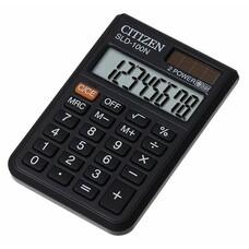 Калькулятор карманный Citizen SLD-100N черный 8-разр.