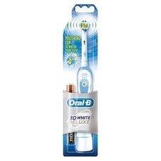 Электрическая зубная щетка ORAL-B на батарейках Precision Clean DB4 Pro-Expert белый