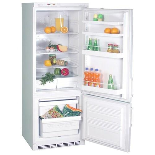Холодильник САРАТОВ 209 (КШД-275/65), двухкамерный, белый