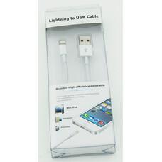 Кабель USB-Lightning 1.2м