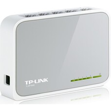 Коммутатор TP-Link TL-SF1005D неуправляемый 5x10/100BASE-TX