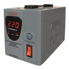 Стабилизатор напряжения РЕСАНТА АСН-1000/1-Ц, 1кВт серый