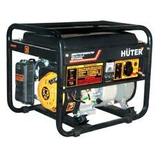 Бензиновый генератор HUTER DY2500L, 220 В, 2.2кВт [dy2500l ]
