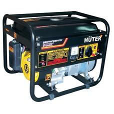 Бензиновый генератор HUTER DY3000L, 220 В, 2.8кВт [64/1/4]
