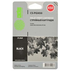 Картридж CACTUS CS-PGI450 черный