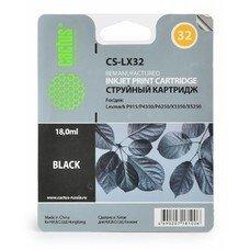 Картридж CACTUS CS-LX32 черный