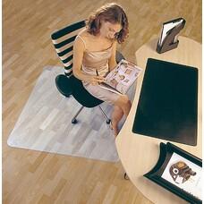Коврик напольный Floortex FC1212119ER квадратный для паркета/ламината Поликарбонат 120х120см
