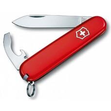 Складной нож VICTORINOX Bantam, 8 функций, 84мм, красный [0.2303]