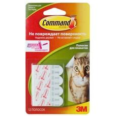 Полоски для плакатов 3M Command 17024 (упак: 12шт) (7000038113)