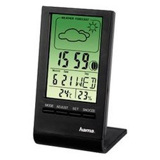 Термометр Hama TH-100 H-75297 черный