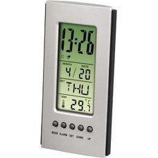 Термометр HAMA H-75298, серебристый [00075298]
