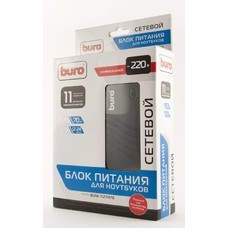 Адаптер питания BURO BUM-1127H70, 70Вт, черный