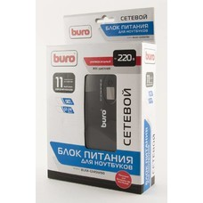Адаптер питания BURO BUM-1245M90, 90Вт, черный