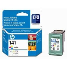 Картридж струйный HP №141 CB337HE многоцветный для HP PS C4283/C5283/D5363/J5783/J6413/D4263