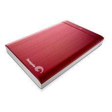 Внешний жесткий диск SEAGATE Backup Plus STDR2000203, 2Тб, красный