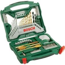 Набор принадлежностей BOSCH X-Line-70, 70 предметов [2607019329]