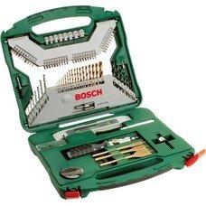 Набор принадлежностей BOSCH X-Line-100, 100 предметов [2607019330]