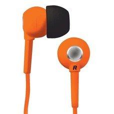 Наушники BBK EP-1200S, вкладыши, оранжевый, проводные