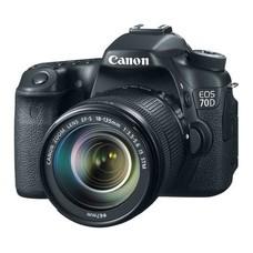 Зеркальный Фотоаппарат Canon EOS 70D KIT черный 20.2Mpix EF-S 18-135mm f/3.5-5.6 IS STM 3