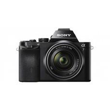 Зеркальный фотоаппарат SONY Alpha A7 (ILCE-7K) kit ( FE 28-70mm f/3.5-5.6 OSS), черный [ilce7kb.ru2]